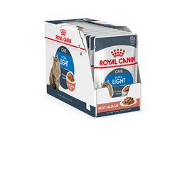 Royal Canin Ultra Light Gravy   12x 85g