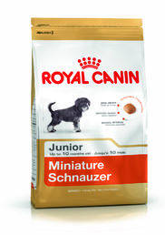 Miniature Schnauzer Junior 1,5 kg