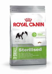 X-SMALL STERILISED 0,5 kg